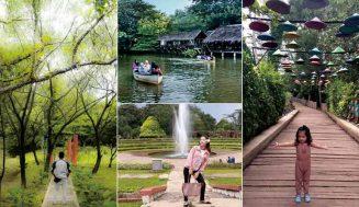 Komplit! 41 Tempat Wisata di Depok ini yg bisa Masuk agenda Liburanmu