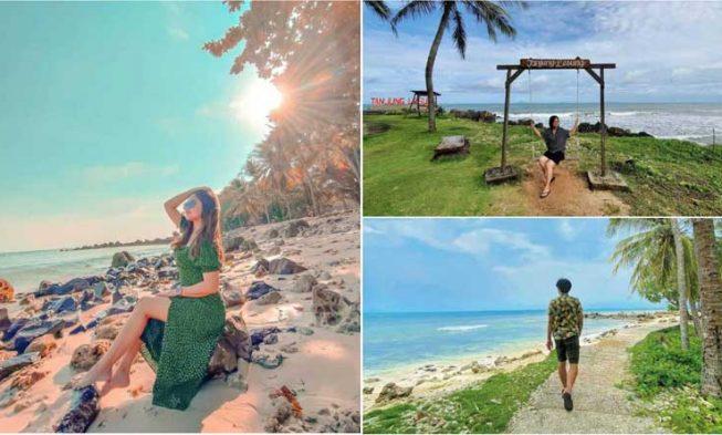 Pantai Tanjung Lesung Di Banten Tempat Wisata Favorit Keluarga Saat Weekend