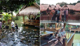 6 Tempat Makan Lesehan Jakarta, Berbentuk Saung dengan Suasana Alam yang Nyaman